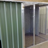 2.3m x 1.5m Cat Cage -different angle