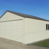 Large Sheds & Garages